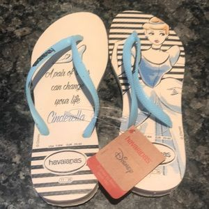 Disney Havainanas flip flops